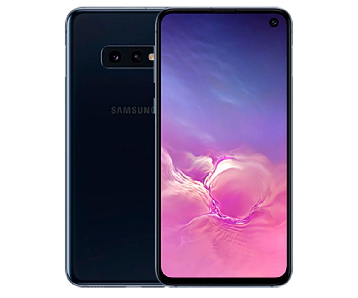 SAMSUNG GALAXY S10E NEGRO MÓVIL DUAL SIM 4G 5.8 DYNAMIC AMOLED FULLHD+/8CORE/128GB/6GB RAM/12+12MP - G970F S10E 6GB 128GB BLACK