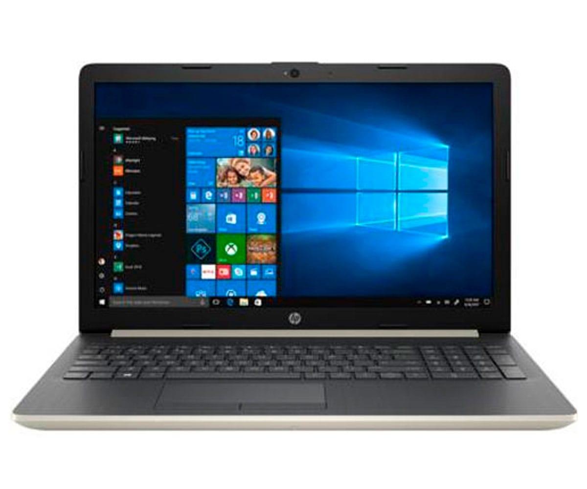 HP 15-DA0050 PORTÁTIL ORO 15.6 LCD WLED HD READY/i5 3.4GHz/256GB/8GB RAM/W10 HOME - 15-DA0050 GOLD