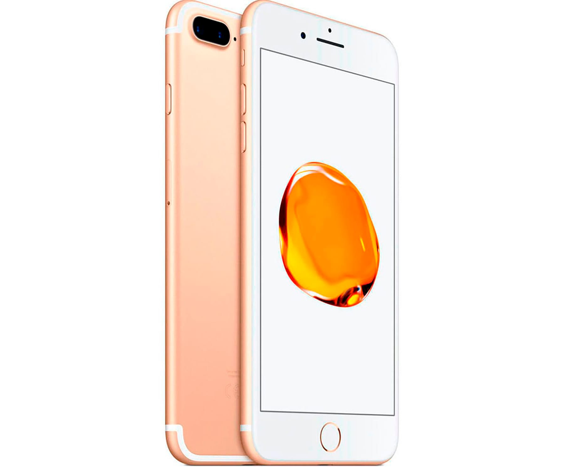 APPLE IPHONE 7 PLUS 32GB ORO REACONDICIONADO CPO MÓVIL 4G 5.5 RETINA FHD/4CORE/32GB/3GB RAM/12MP+1