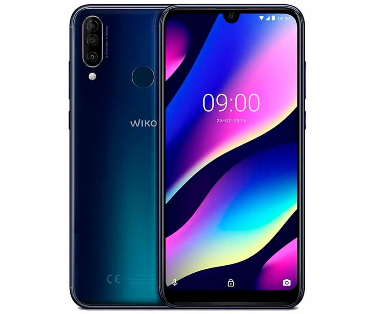 WIKO VIEW3 NIGHT BLUE MÓVIL 4G DUAL SIM 6.26 IPS HD+/8CORE/64GB/3GB RAM/12+5+13MP/8MP