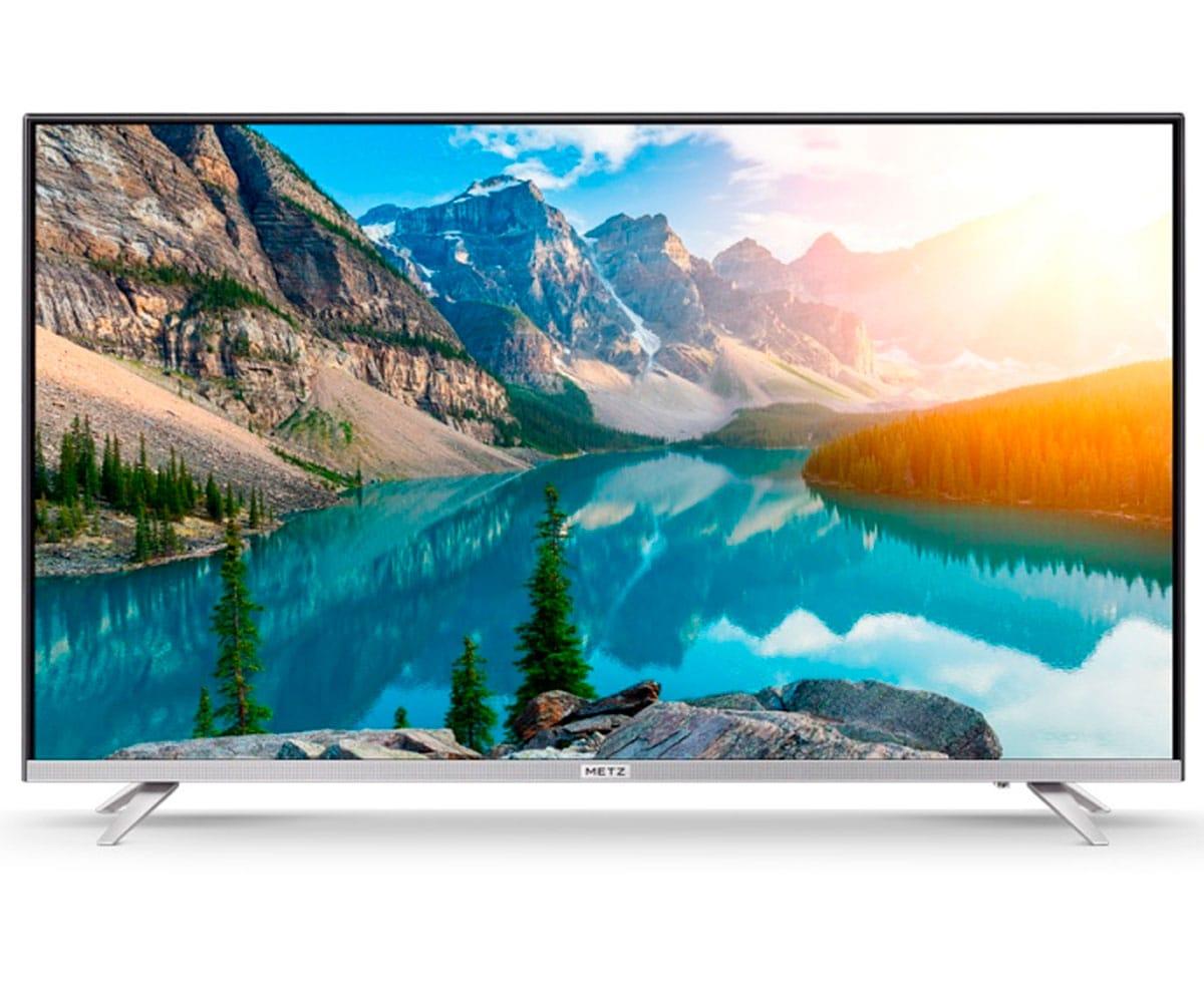 METZ 40E6X22A TELEVISOR 40 LCD LED FULLHD 100Hz SMART TV NETFLIX WIFI LAN HDMI Y USB REPRODUCTOR M