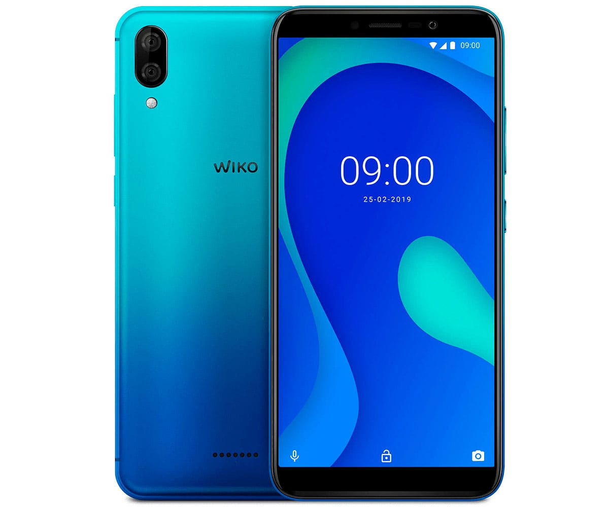 WIKO Y80 TURQUESA MÓVIL 4G DUAL SIM 5.99'' TFT HD+/8CORE/32GB/2GB RAM/13+2MP/5MP