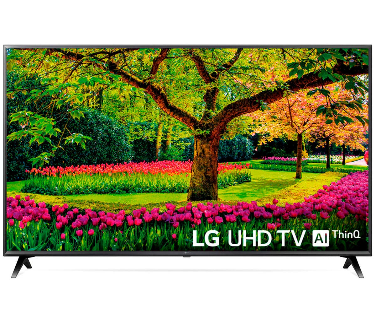 LG 49UK6200PLA TELEVISOR 49'' IPS DIRECT LED UHD 4K 1600Hz SMART TV WEBOS 4.0 WIFI BLUETOOTH