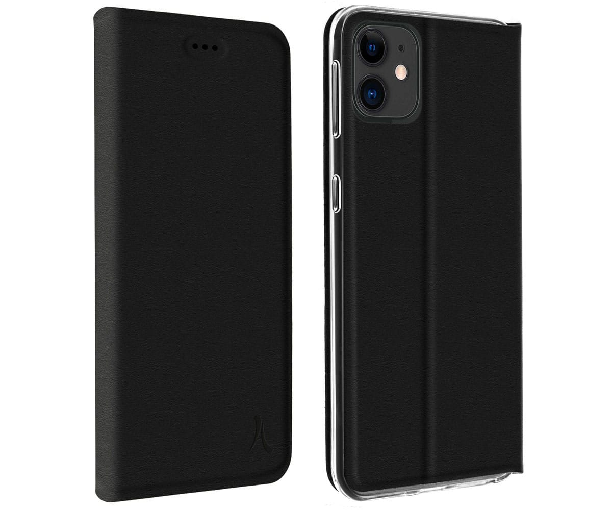 AKASHI ALTFOLIPXR2BLK FUNDA FOLIO NEGRO APPLE IPHONE 11