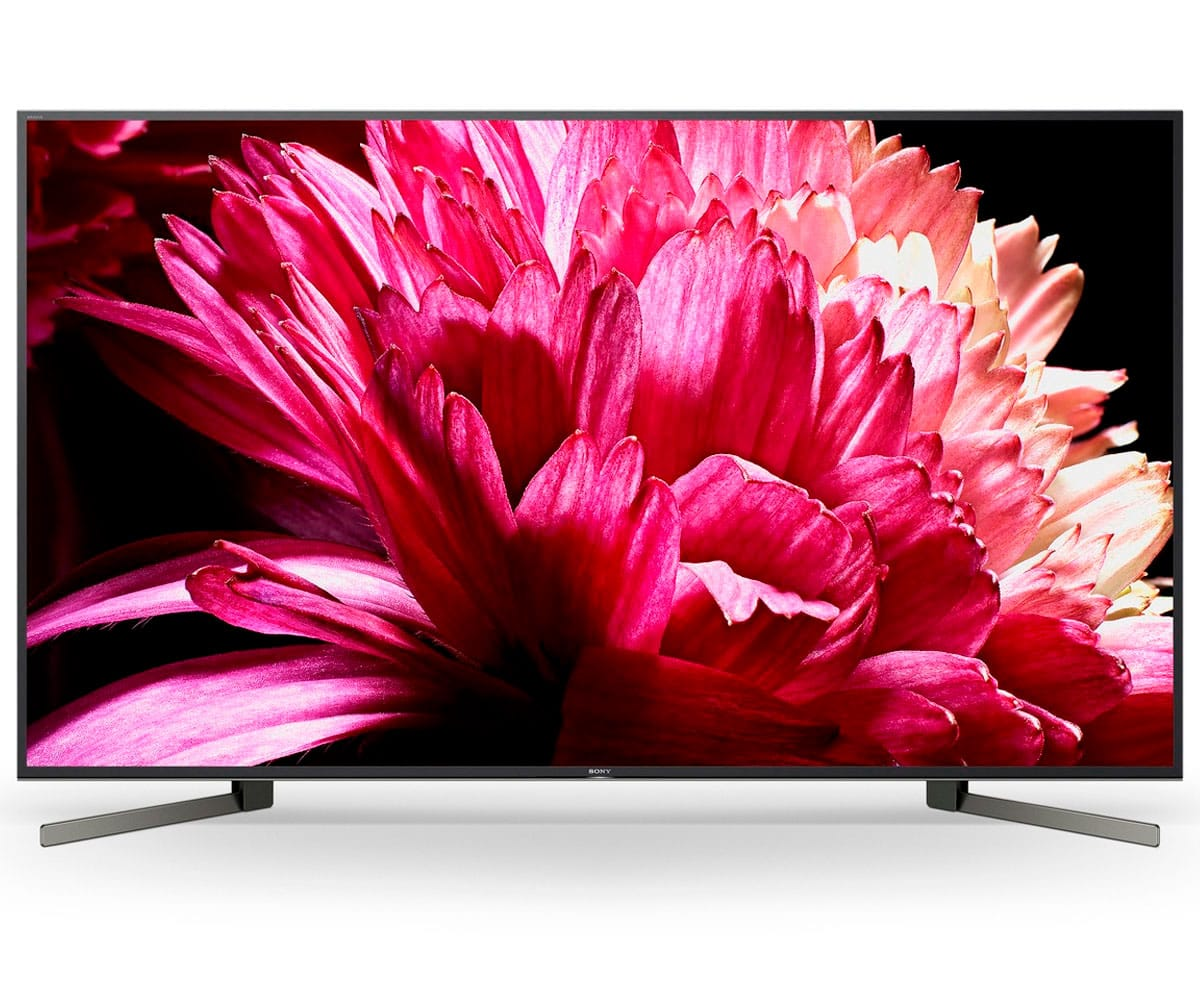 SONY KD-75XG9505 TELEVISOR 75'' LCD LED GAMA COMPLETA UHD 4K HDR SMART TV ANDROID WIFI BLUETOOTH Z REAC.