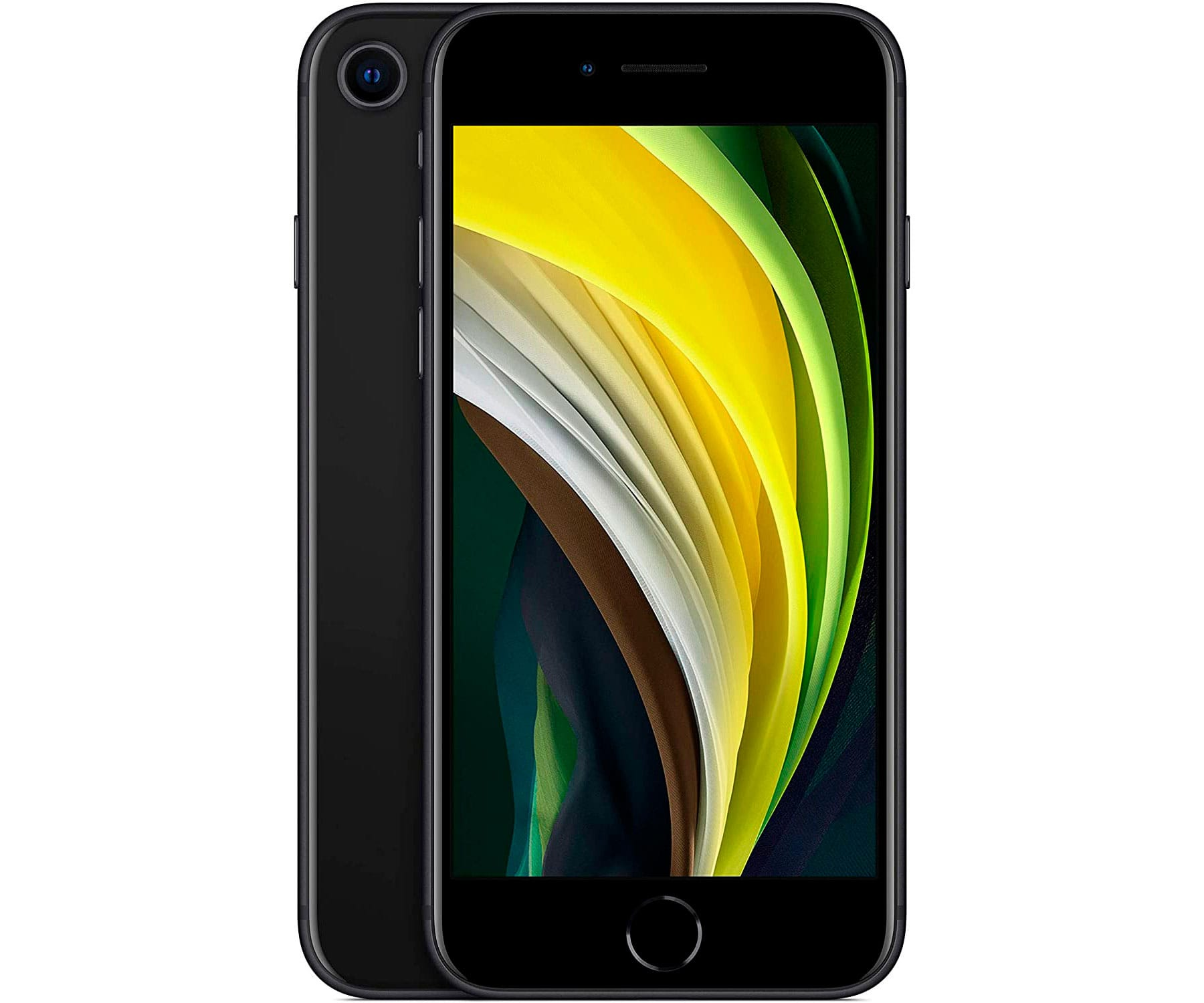 APPLE IPHONE SE 2020 64GB NEGRO MÓVIL 4G 4.7''/A13/64GB/3GB RAM/12MP (E)