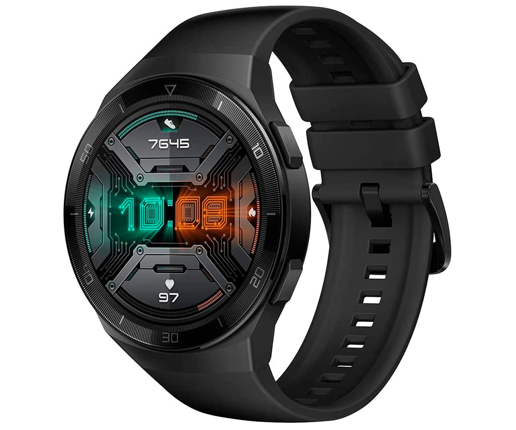 HUAWEI WATCH GT 2e SPORT NEGRO SMARTWATCH TÁCTIL AMOLED 1.39'' GPS 5ATM BLUETOOTH
