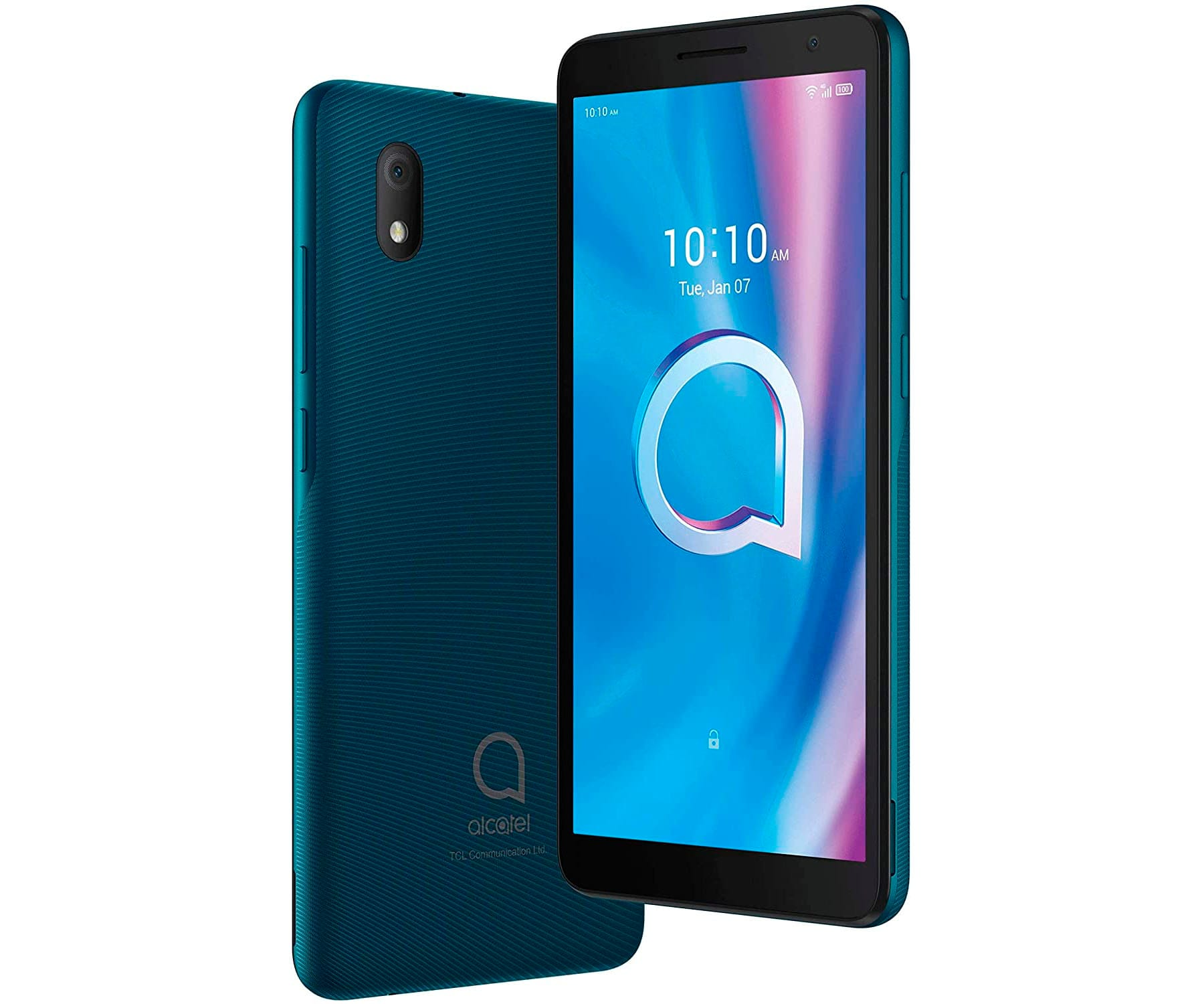 ALCATEL 1B VERDE PINO MÓVIL 4G DUAL SIM 5.5'' IPS HD+ QUADCORE 32GB 2GB RAM CAM 8MP SELFIES 5MP