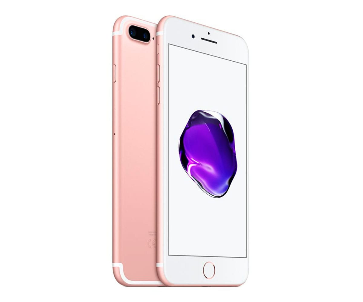 APPLE IPHONE 7 PLUS 32GB DORADO ROSA MÓVIL 4G 5.5 IPS/4CORE/128GB/3GB RAM/12MP DUAL OIS/7MP - IPHONE 7 PLUS 32GB DORADO ROSA - MNQQ2QL/A