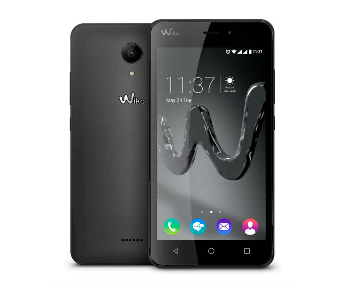 WIKO FREDDY NEGRO MÓVIL DUAL SIM 4G 5 LCD IPS/ 4CORE/ 8GB/ 1GB/ 5MP/ 2MP - FREDDY NEGRO