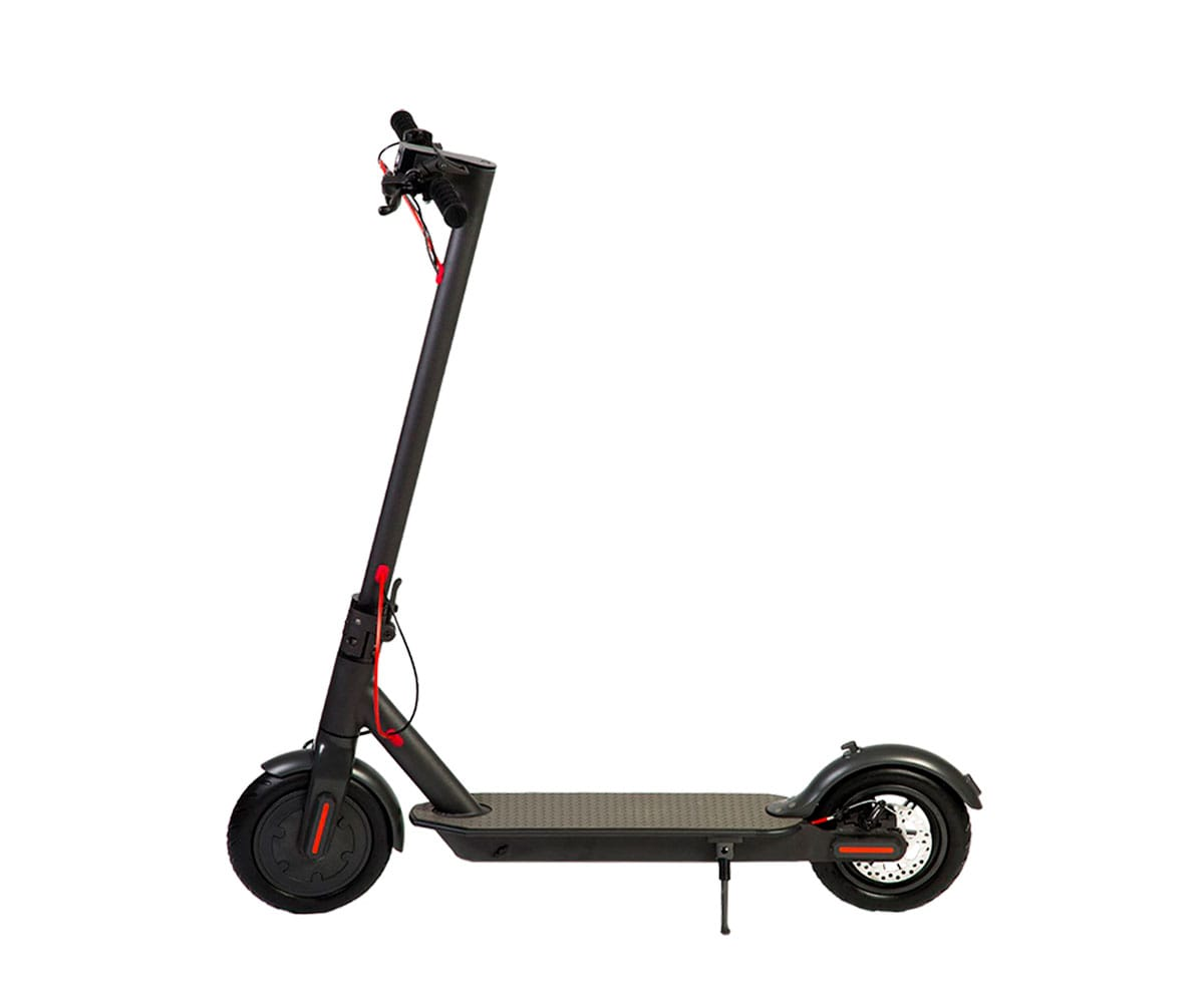 BRIGMTON BMI-365 NEGRO PATINETE ELÉCTRICO 20KM/H 20KM AUTONOMIA LUZ LED 250W - BMI-365 NEGRO