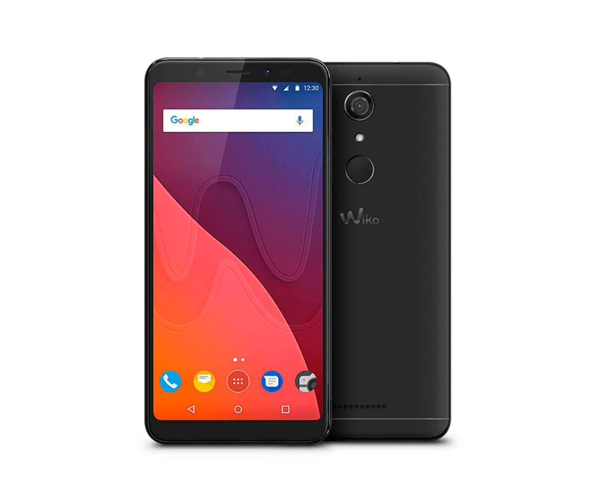 WIKO VIEW NEGRO MÓVIL 4G DUAL SIM 5.7 IPS HD+/4CORE/16GB/3GB RAM/13MP/16MP - VIEW NEGRO (3+16GB)