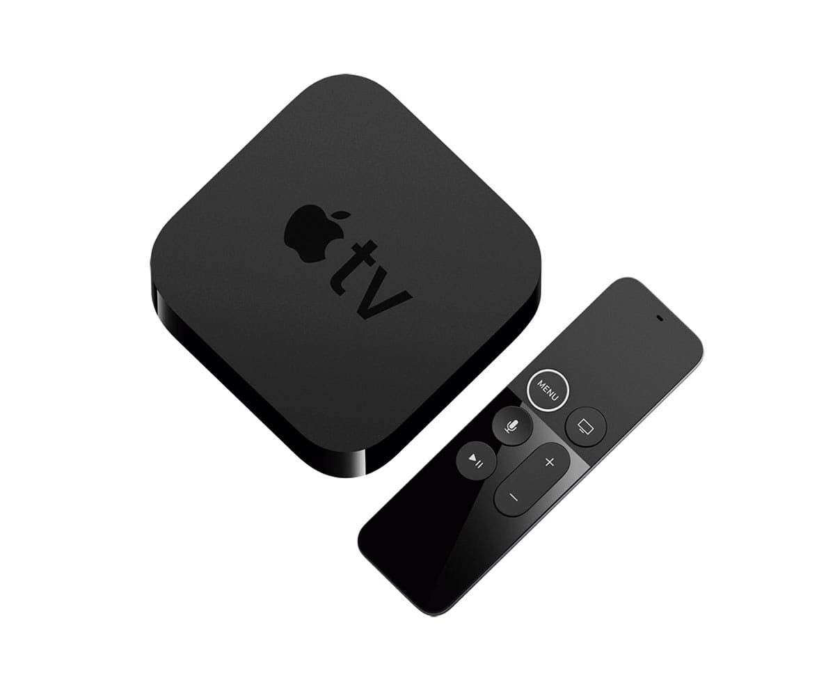 APPLE MR912HY/A APPLE TV 32GB 4ª GENERACIÓN RECEPTOR DIGITAL MULTIMEDIA PARA TELEVISOR MANDO CON CON -