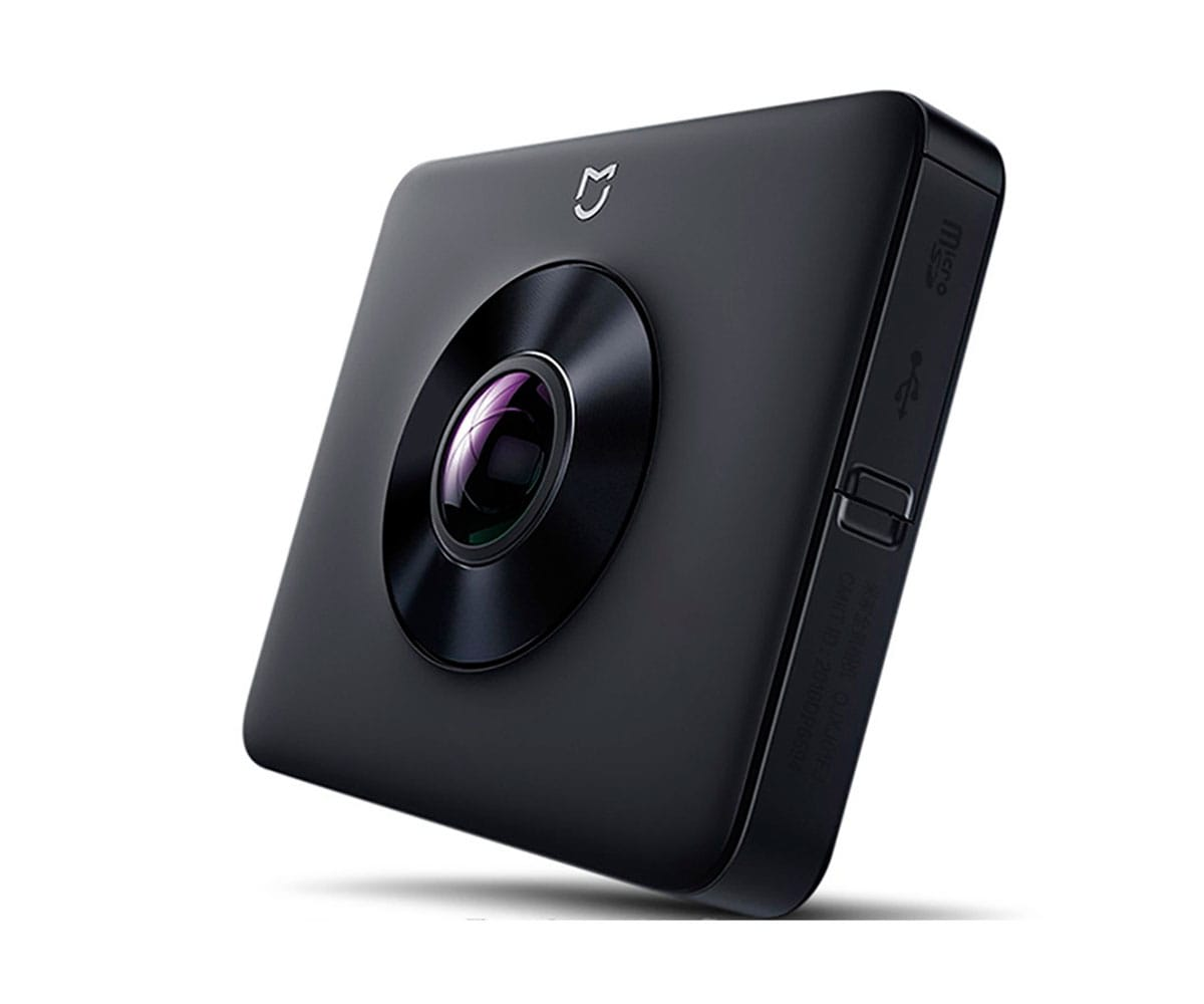 XIAOMI MI SPHERE CAMERA KIT CÁMARA DE ACCIÓN VISTA ESFÉRICA 360º 23.88MP GRABACIÓN DE VÍDEO EN 3.5K  - MI SPHERE CAMERA KIT