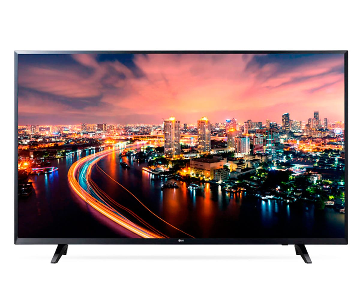 LG 49UJ6307 TELEVISOR 49'' IPS DIRECT LED UHD 4K HDR SMART TV WEBOS 3.5 WIFI BLUETOOTH LAN HDMI USB GRABADOR Y REPRODUCTOR MULTIMEDIA