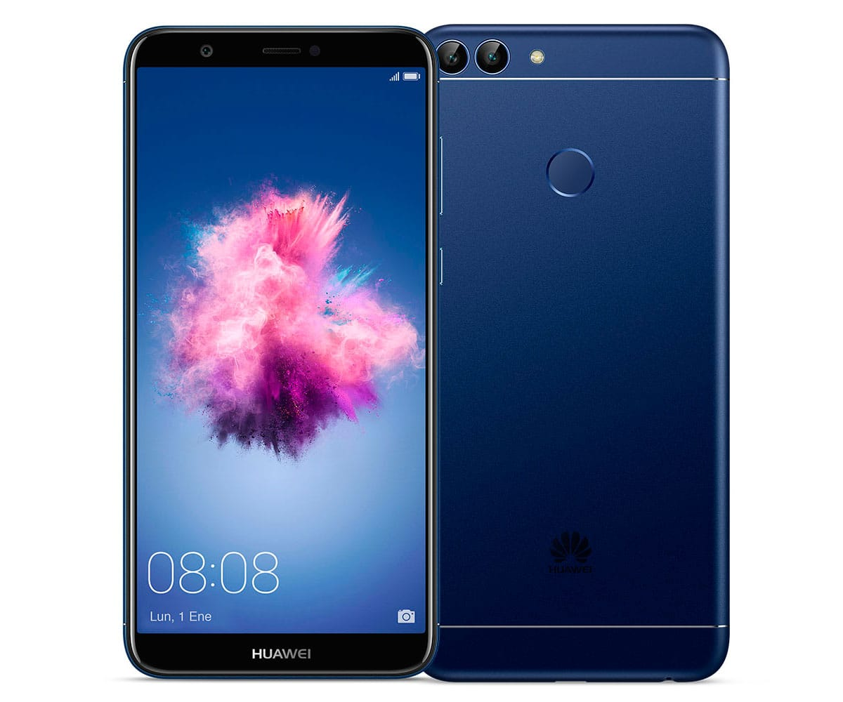 HUAWEI P SMART AZUL MÓVIL 4G DUAL SIM 5.65 IPS FHD+/8CORE/32GB/3GB RAM/13MP+2MP/8MP - P SMART AZUL IMP