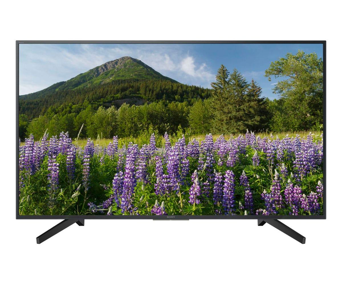 SONY KD-49XF7096 TELEVISOR 49\'\' LCD EDGE LED UHD 4K HDR 400Hz SMART ...