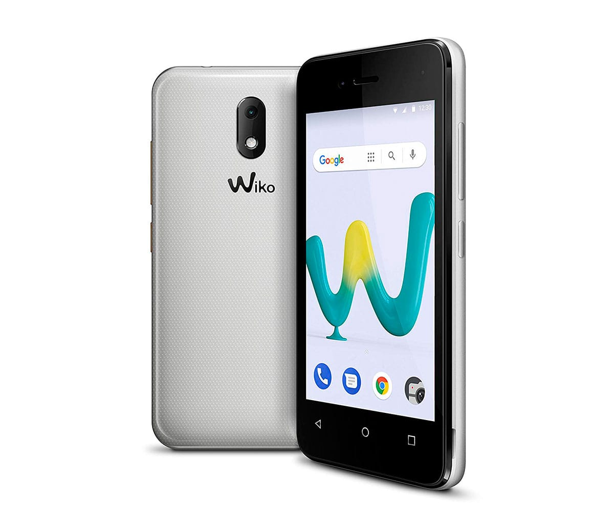WIKO SUNNY3 MINI BLANCO MÓVIL 3G DUAL SIM 4 TFT WVGA/4CORE/8GB/512MB RAM/2MP/VGA