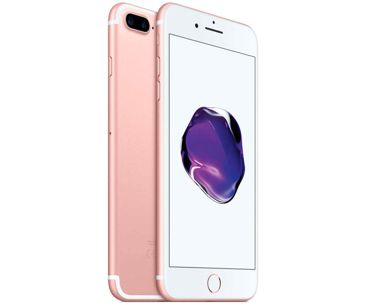 APPLE IPHONE 7 PLUS 128GB  REACONDICIONADO CPO MÓVIL 4G 5.5 RETINA FHD/4CORE/128GB/3GB RAM