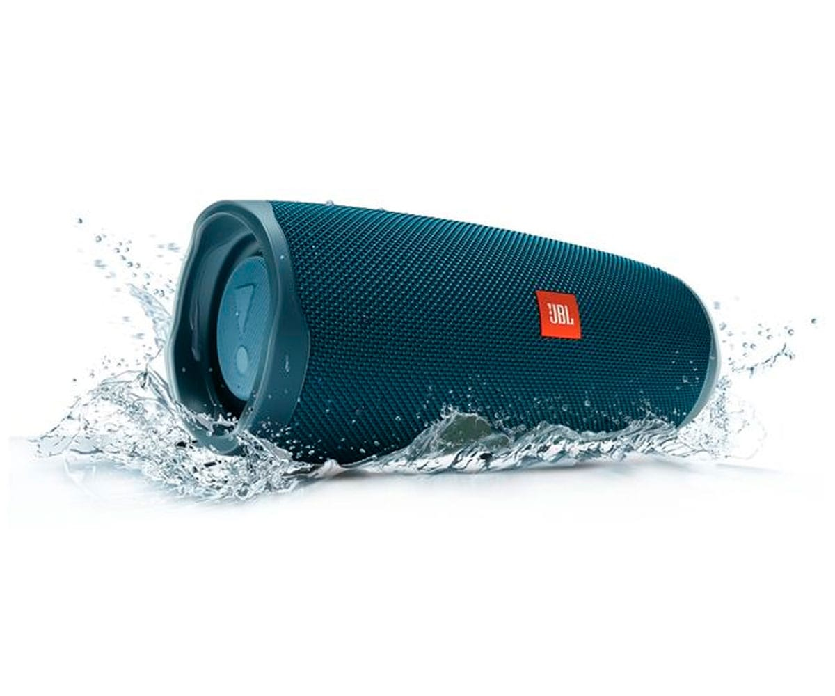 JBL CHARGE 4 AZUL ALTAVOZ INALÁMBRICO PORTÁTIL 30W BLUETOOTH IMPERMEABLE IPX7 - CHARGE 4 BLUE