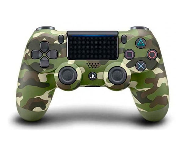 SONY DUALSHOCK 4 VERSION 2 CAMOUFLAGE MANDO INALÁMBRICO PARA PS4