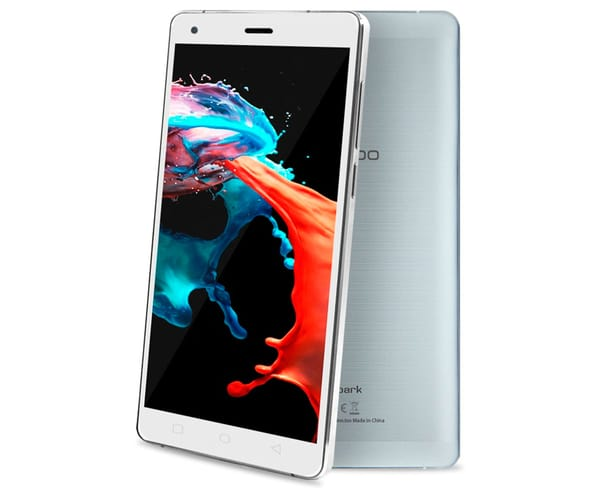 INNJOO XTOUCH SPARK PLATA MÓVIL 4G 5.0'' IPS HD/4CORE/8GB/1GB RAM/5MP/2MP