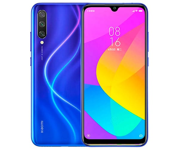 XIAOMI MI A3 AZUL MÓVIL 4G DUAL SIM 6.088'' AMOLED HD+/8CORE/64GB/4GB RAM/48+8+2MP/32MP