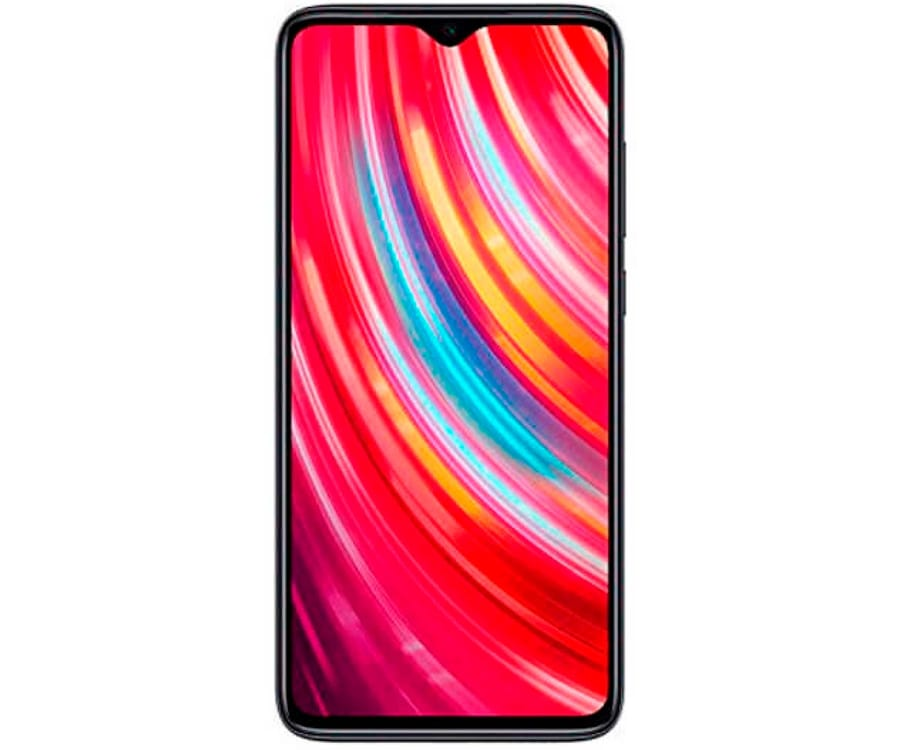 XIAOMI REDMI NOTE 8 PRO GRIS MÓVIL 4G DUAL SIM 6.53'' FHD+ OCTACORE 128GB 6GB RAM QUADCAM 64MP SELFIES 20MP