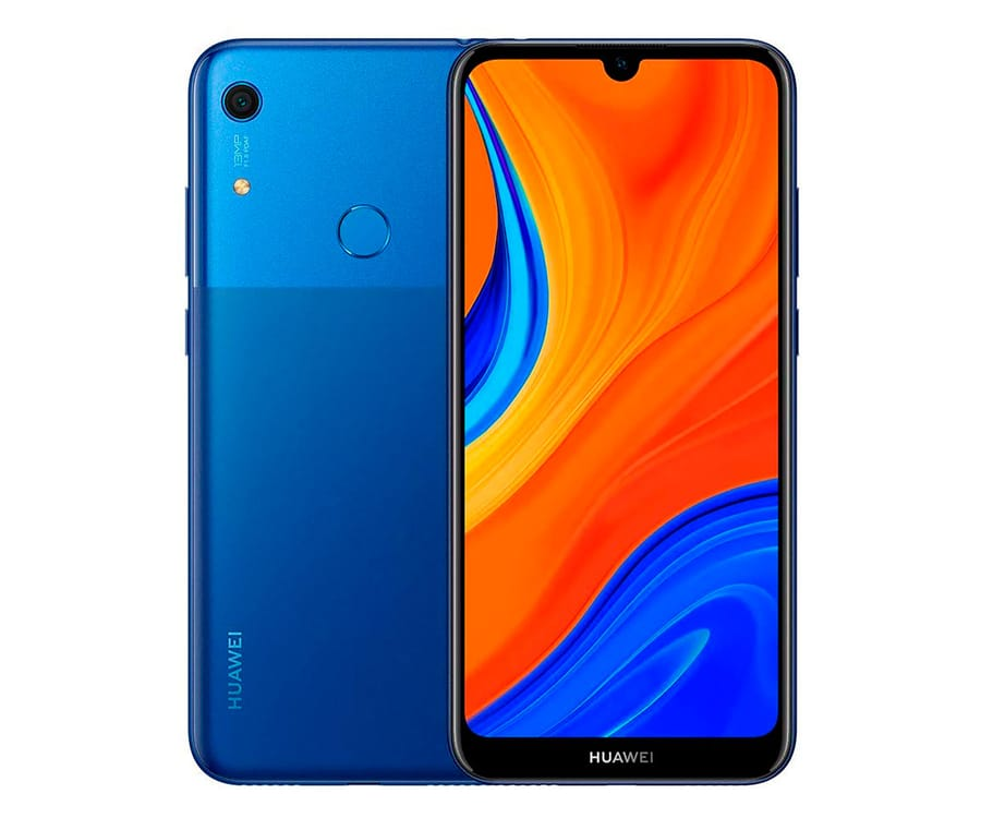 HUAWEI Y6S AZUL ORQUÍDEA MÓVIL 4G DUAL SIM 6.09'' IPS HD+ OCTACORE 32GB 3GB RAM 13MP SELFIES 8MP
