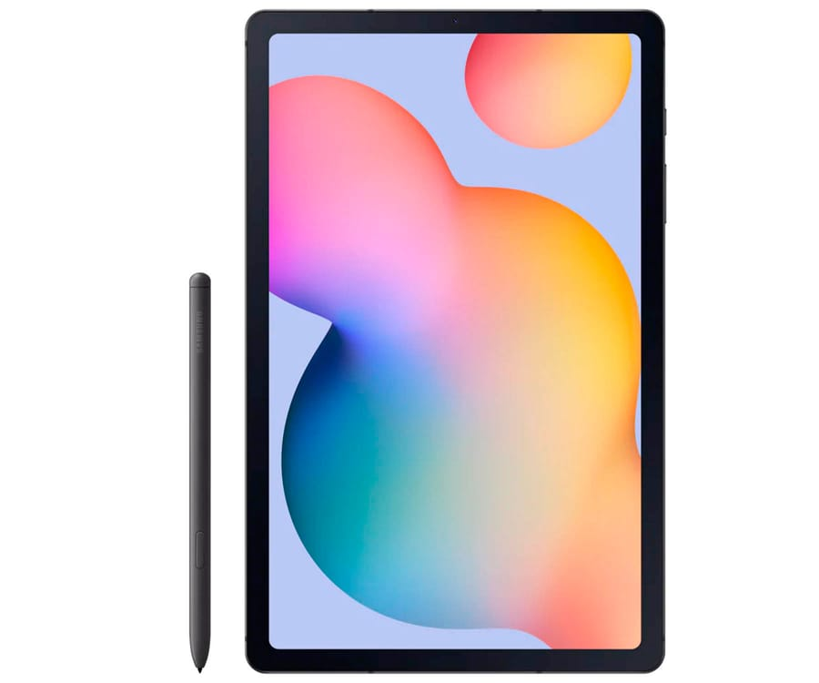 SAMSUNG SM-P610 TAB S6 LITE GRAY CON S PEN TABLET WIFI 10.4'' WUXGA+/8CORE/64GB/4GB RAM/8MP/5MP