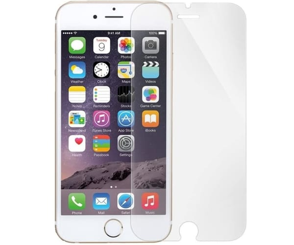 JC PROTECTOR DE CRISTAL APPLE IPHONE 8/7/6S/6