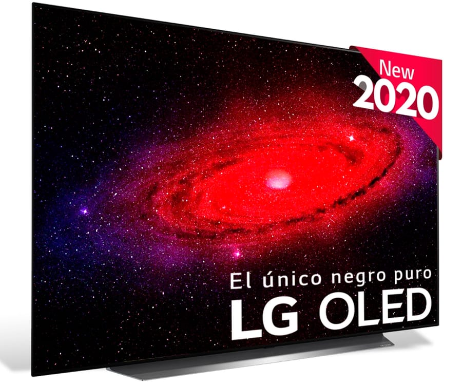 LG 65CX6LA TELEVISOR 65'' OLED UHD 4K HDR THINQ SMART TV IA WEBOS 5.0 WIFI BLUETOOTH SONIDO DOLBY ATMOS