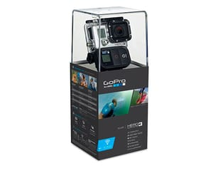 GOPRO HERO3+ SURF BLACK EDITION