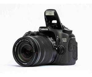 CANON EOS70D + EFS18-135IS