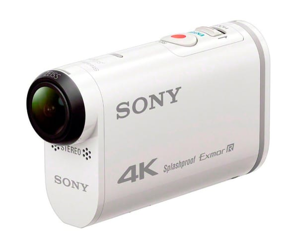SONY  FDRX1000VR ACTION CAM 4K CON LIVE-VIEW