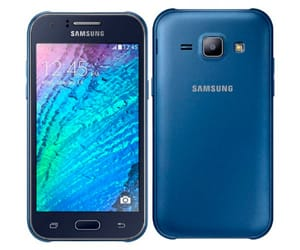 SAMSUNG SM-J100 GALAXY J1 4.3''/DUAL-CORE/4GB/512MB RAM/5MP AZUL