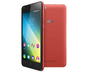 WIKO LENNY2 8GB CORAL MÓVIL 5''/4CORE/8GB/1GB RAM/5MP