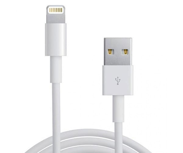 AKASHI CABLE DATOS USB PARA iPHONE / iPAD / iPOD 2.5M