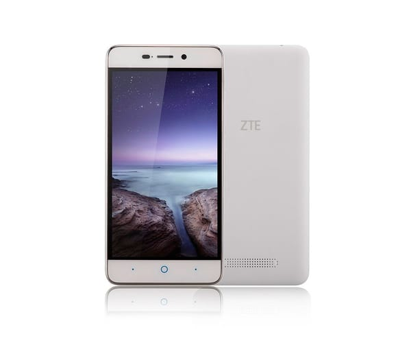 ZTE BLADE A452 BLANCO MÓVIL 4G DUAL SIM 5'' IPS HD/4CORE/8GB/1GB RAM/13MP/2MP