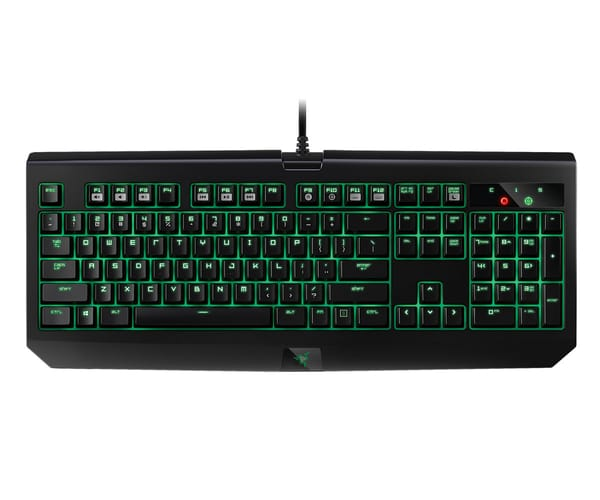 RAZER BLACKWIDOW ULTIMATE 2016 TECLADO GAMING RETROILUMINADO