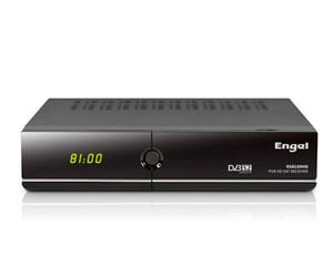 ENGEL RS8100HD REFURBISHED RECEPTOR SATÉLITE Y TELEVISIÓN EN HD