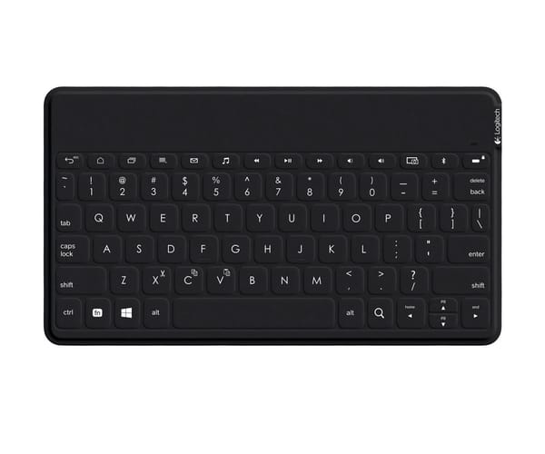 LOGITECH KEYS-TO-GO ANDROID Y WINDOWS TECLADO INALÁMBRICO BLUETOOTH
