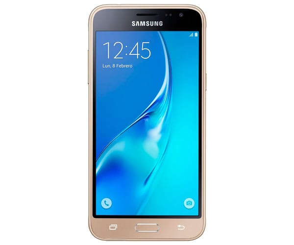 SAMSUNG GALAXY J3 DORADO SM-J320 MÓVIL 4G 5.0''/4CORE/8GB/1.5GB RAM/5MP/2MP