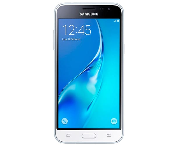 SAMSUNG GALAXY J3 BLANCO SM-J320 MÓVIL 4G 5'' SAMOLED HD/4CORE/8GB/1.5GB RAM/5MP/2MP