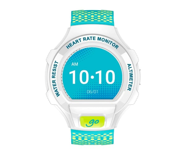 ALCATEL GO WATCH BLANCO/AZUL SMARTWATCH NOTIFICADOR DE TU ESTADO EMOCIONAL