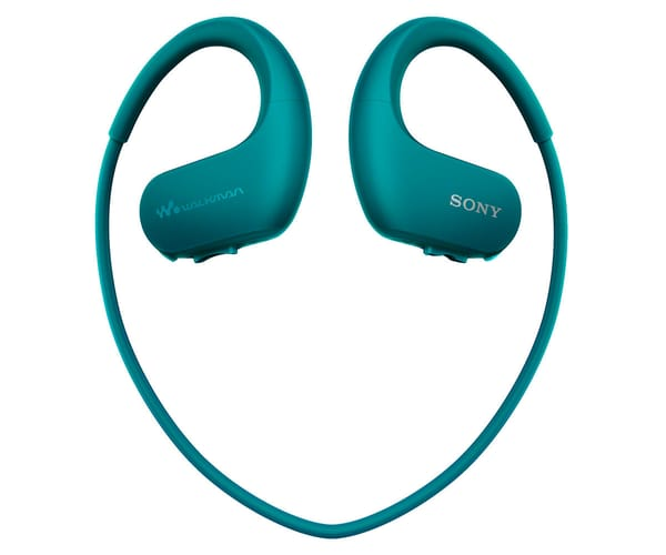 SONY NWWS413L AZUL REPRODUCTOR MP3 4GB / ESPORT / ACUÁTICO