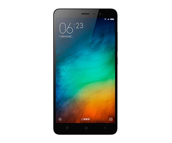 XIAOMI REDMI NOTE 3 PRO 32GB GRIS OSCURO MÓVIL DUAL SIM 4G 5.5''/6CORE/32GB/3GB RAM/16MP/5MP
