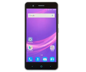 ZTE BLADE A510 GRIS MÓVIL DUAL SIM 4G 5'' IPS/4CORE/8GB/1GB RAM/13MP/5MP