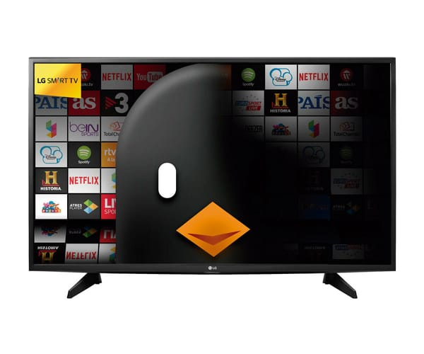 LG 49LH590V TELEVISOR 49'' FULL HD 450 HZ SMART TV WIFI WEBOS 3.0