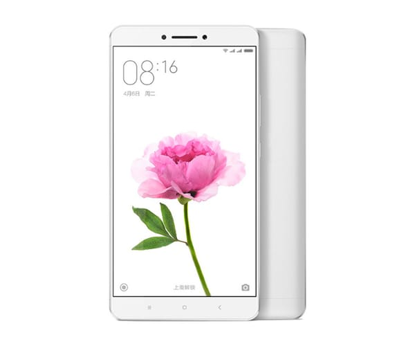 XIAOMI MI MAX 32GB BLANCO MÓVIL 4G DUAL SIM 6.44'' FHD IPS/6CORE/32GB/3GB RAM/16MP/5MP
